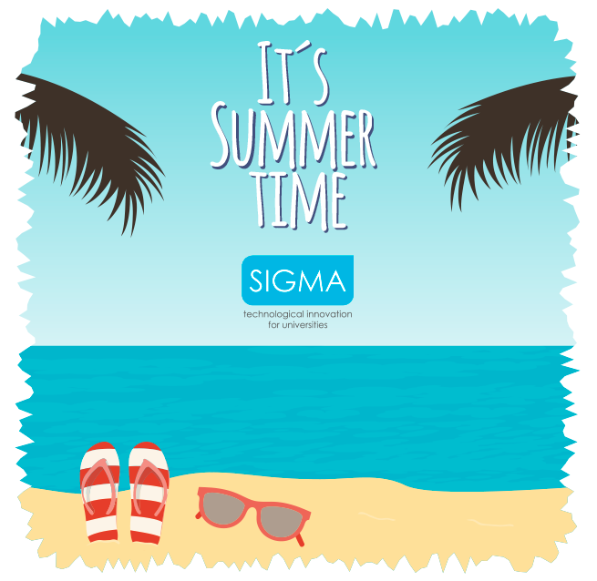 SIGMA Team Wishes You A Happy Summer Holiday