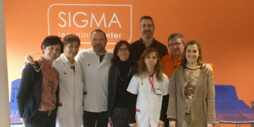 ¡Successful blood donation campaign at SIGMA AIE!