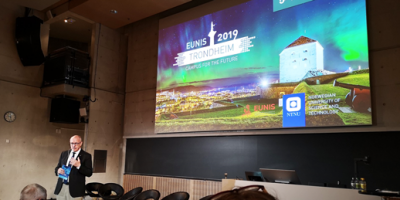 SIGMA attended the 25th annual EUNIS congress